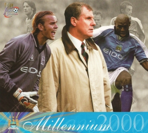 Futera Manchester City Fans' Selection 2000