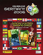 Panini FIFA World Cup Germany 2006. Trading Cards