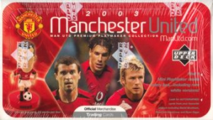 Manchester United Mini Playmakers 2003