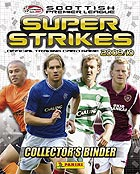 Panini Scottish Premier League 2009-2010. Super Strikes