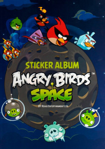 Giromax Angry Birds Space