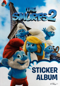 Giromax The Smurfs 2