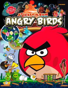 WOOW! Stickers Angry Birds