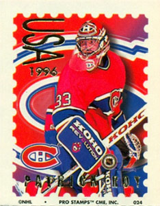 Pro Stamps NHL 1996-1997