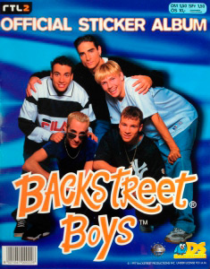 DS Backstreet Boys