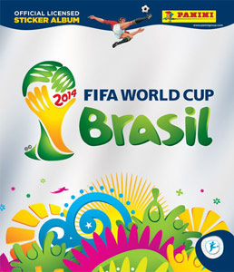 Panini FIFA World Cup Brazil 2014. Platinum edition