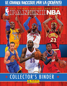 NBA 2014-2015. Trading Card Game