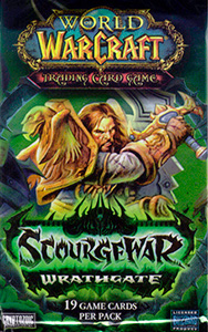 Cryptozoic World Of Warcraft: Wrathgate
