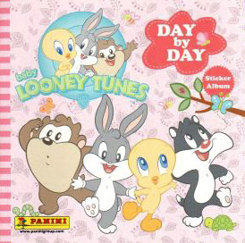 Panini Baby Looney Tunes Day by Day