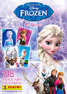 Disney Frozen. Ice Dreams Photocards