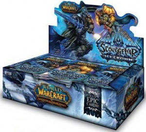 Cryptozoic World Of Warcraft: Icecrown