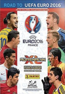 Road to UEFA EURO 2016. Adrenalyn XL