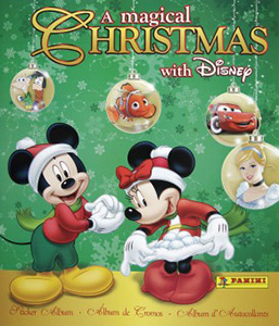 Panini A magical Christmas with Disney