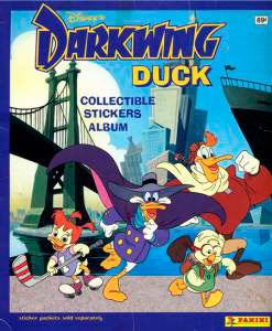 Panini Darkwing Duck