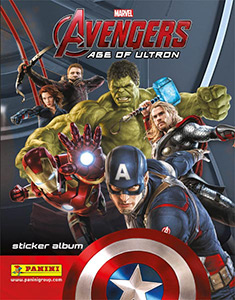 Panini Avengers 2: Age of Ultron