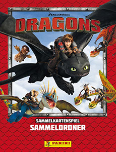 Panini Dragons Trading Card Game