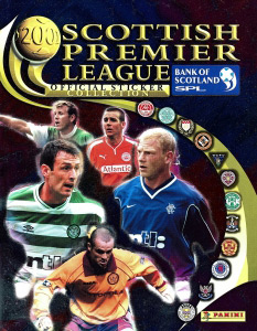 Scottish Premier League 2000-2001
