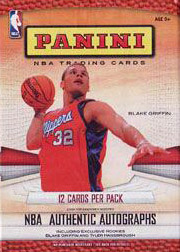 Panini NBA Basketball 2009-2010 Trading Cards