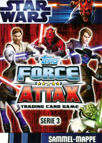 Topps Star Wars Force Attax Series 3