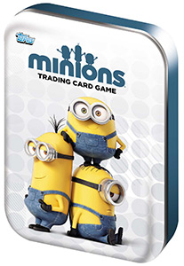 Topps Minions. Trading Card Game