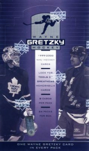 Upper Deck Wayne Gretzky Hockey 1999-2000