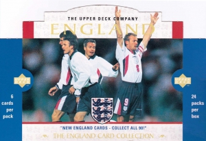 Upper Deck England 1998