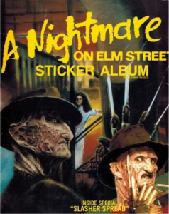 Comic Images A Nightmare on Elm Street