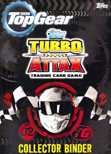 Topps Top Gear Turbo Attax