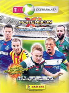 T-Mobile Ekstraklasa 2012-2013. Adrenalyn XL