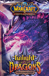 Cryptozoic World Of Warcraft: Twilight of the Dragons