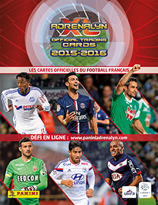 Panini FOOT 2015-2016. Adrenalyn XL