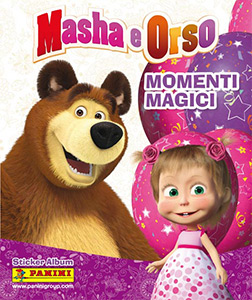 Panini Masha and the Bear 2: Magic Moments
