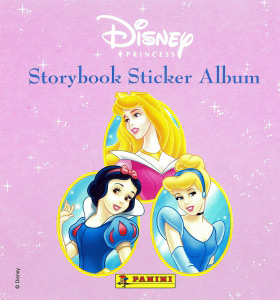 Panini Disney Princess Storybook