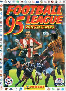 Panini Football League 95