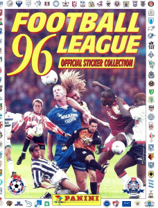 Panini Football League 96
