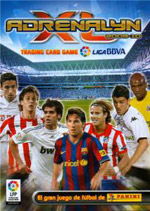 Panini Liga BBVA 2009-2010. Adrenalyn XL