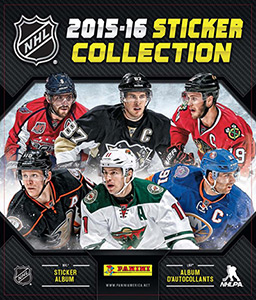 Panini NHL Hockey 2015-2016