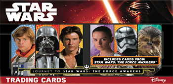 Topps A Journey to Star Wars: The Force Awakens