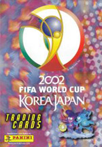 Panini FIFA World Cup Korea/Japan 2002. Trading Cards