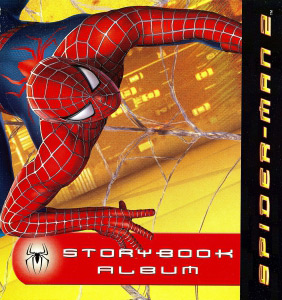 Spider-man 2 Storybook