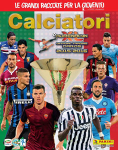 Panini Calciatori 2015-2016. Adrenalyn XL