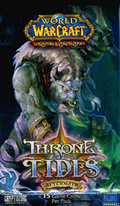 Cryptozoic World Of Warcraft: Throne of the Tides