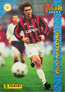 Calcio Cards 1995-1996