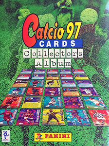 Calcio Cards 1996-1997