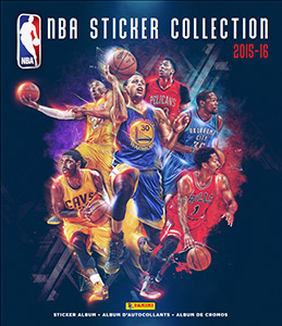 Panini NBA Basketball 2015-2016. US edition
