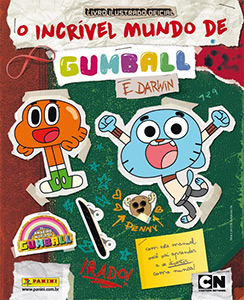 Panini The Amazing World of Gumball