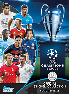 Topps UEFA Champions League 2015-2016