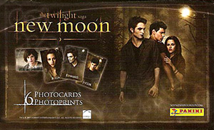 Panini The Twilight. Saga. New Moon. Photocards