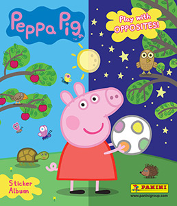 Peppa Pig. Play With Opposites
