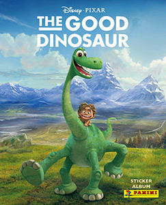 Panini The Good Dinosaur